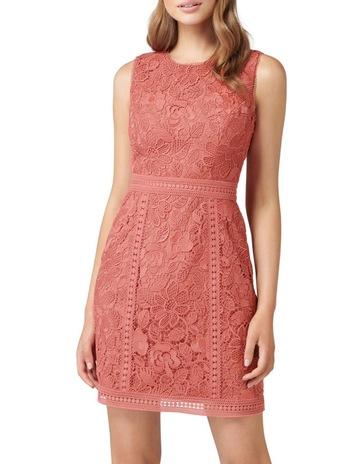 c34f0e32cd6f Forever New Callista Lace Trim Dress