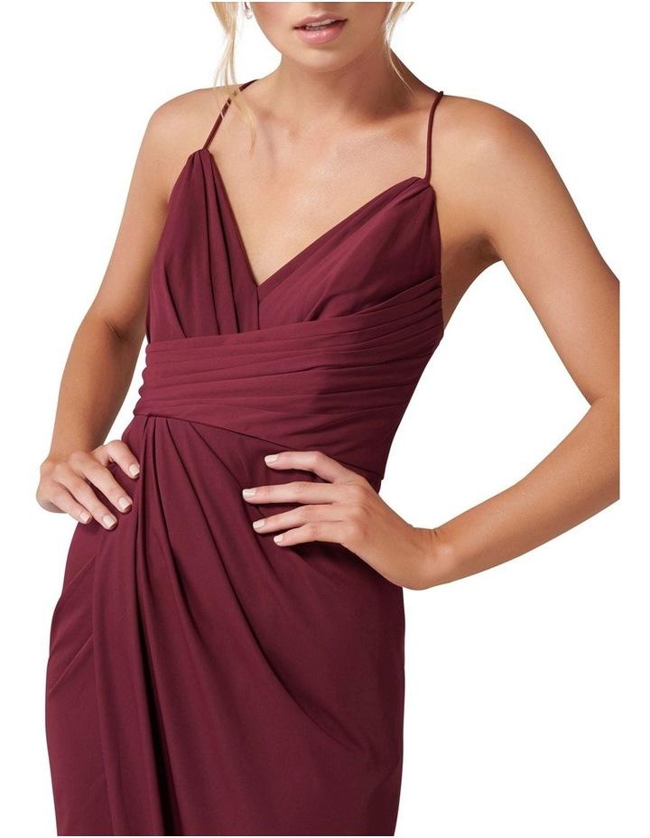 Charlotte Drape Maxi Dress image 2