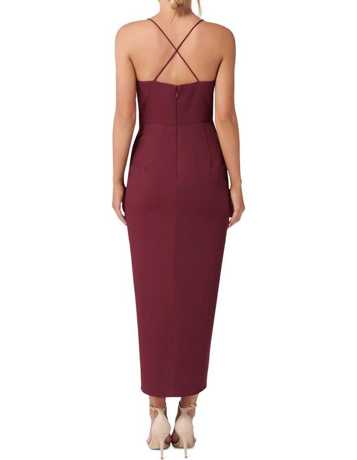 Charlotte Drape Maxi Dress image 4