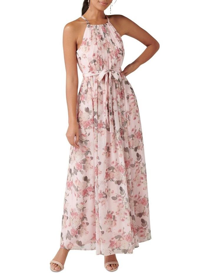 Jenna Printed Maxi Dress image 1