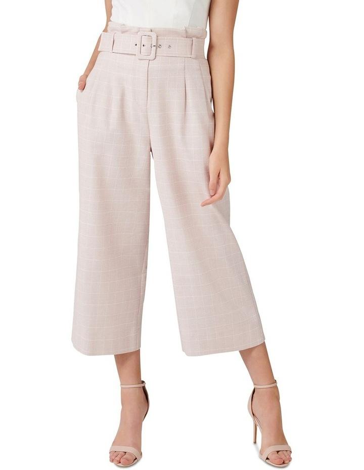 Becca High Waist Belt Culottes image 1
