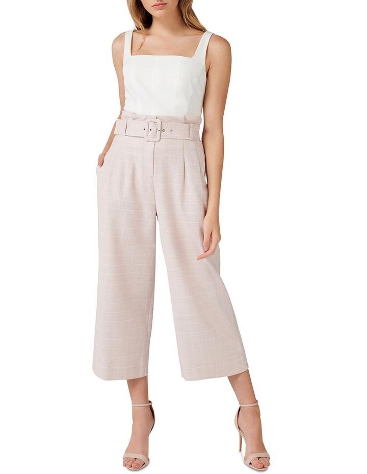 Becca High Waist Belt Culottes image 4