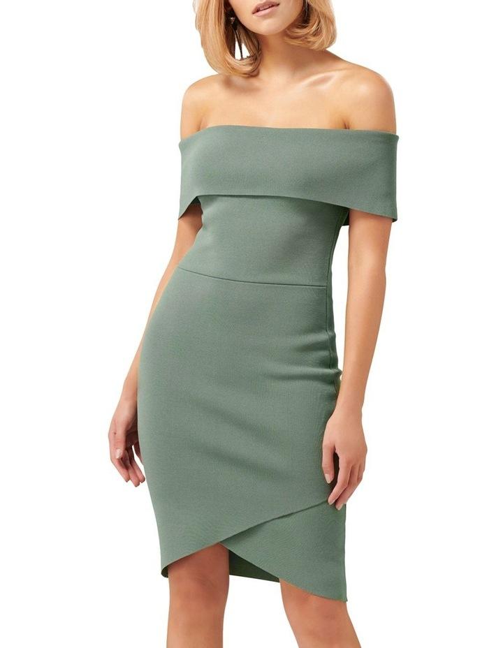 Opal Bardot Knit Dress image 1