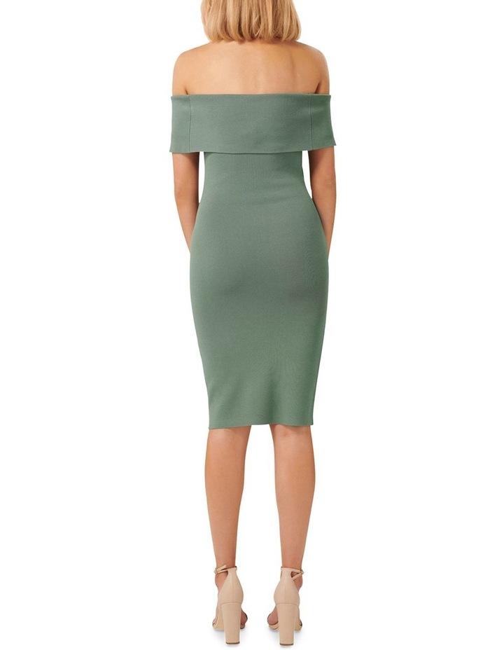 Opal Bardot Knit Dress image 4