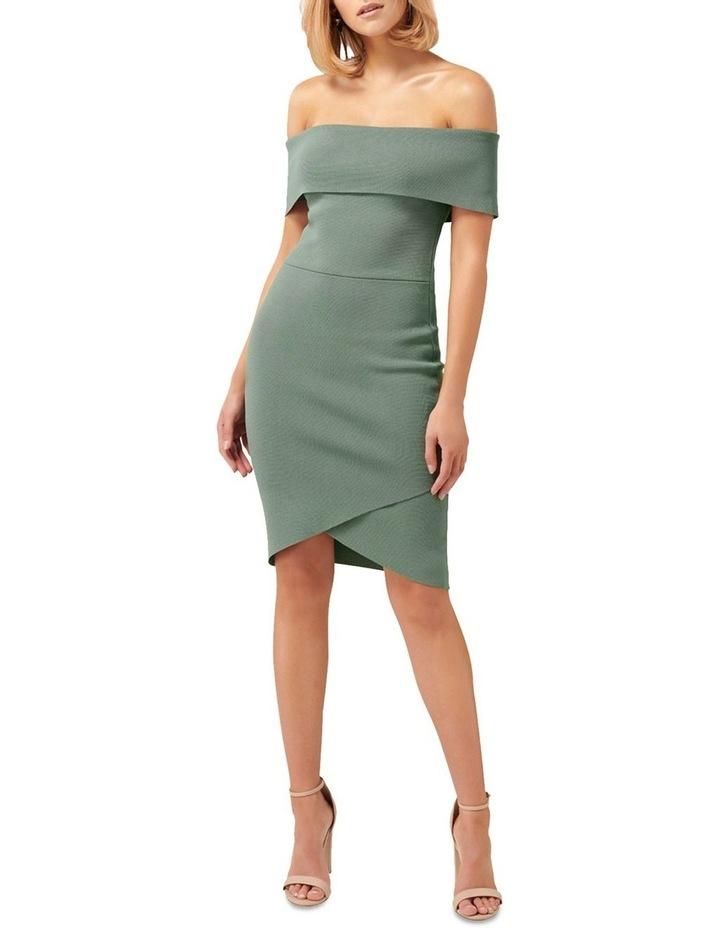 Opal Bardot Knit Dress image 5