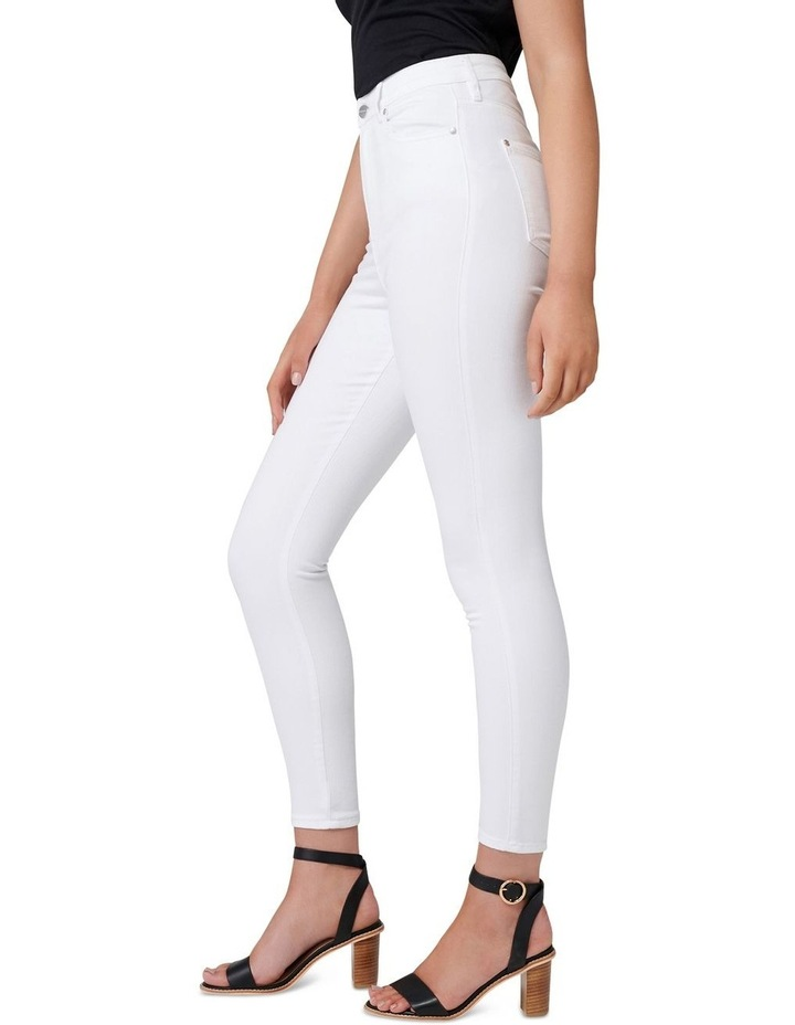 Kaia High Rise Crop Jeans image 2
