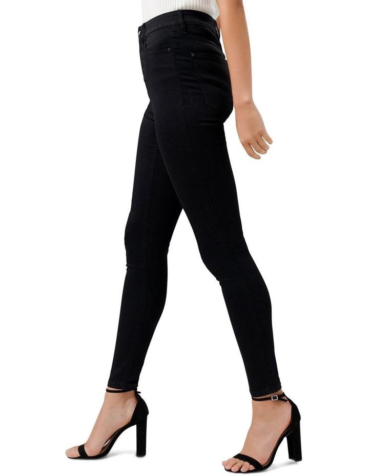Heidi High Rise Ankle Grazer Jeans image 2