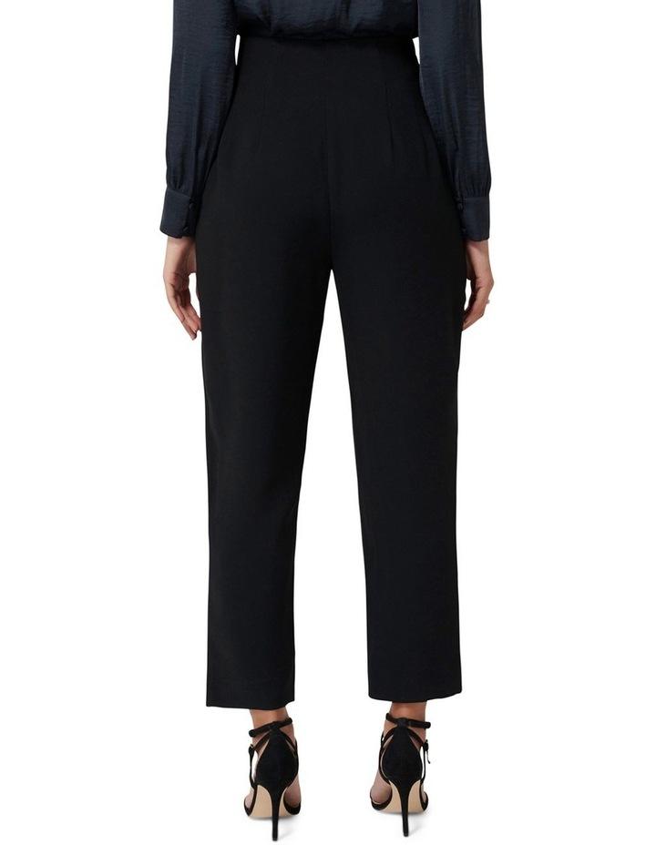 Natasha High-Waist Tie Front Pants image 3