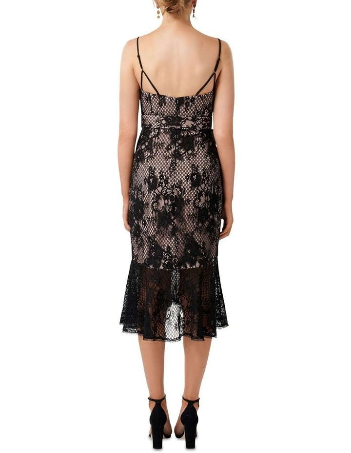 Erika Belted Lace Dress image 4