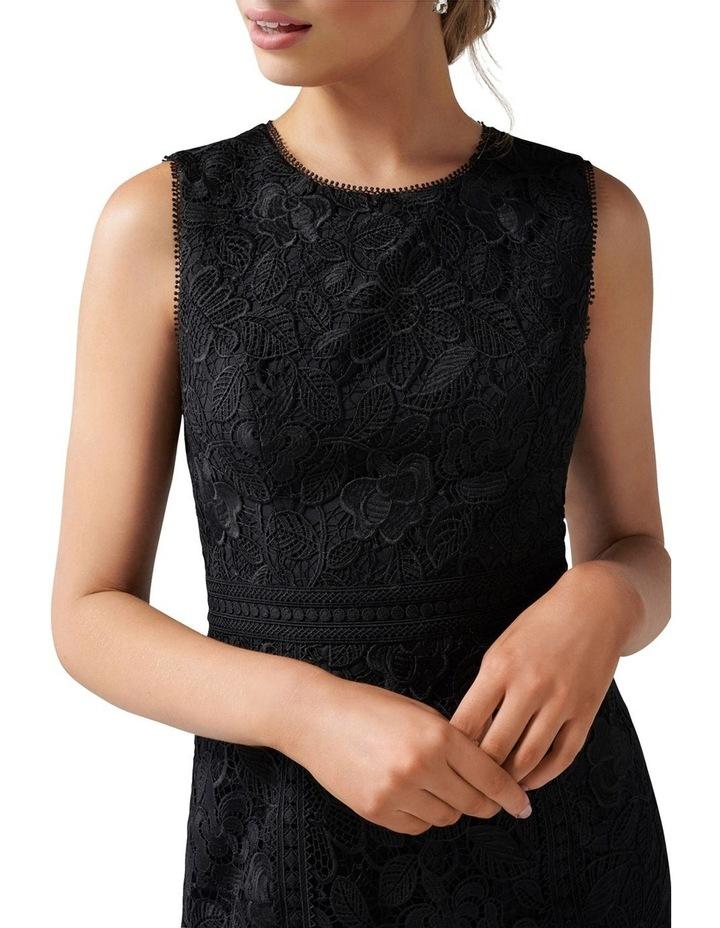 Callista Lace Trim Dress image 2
