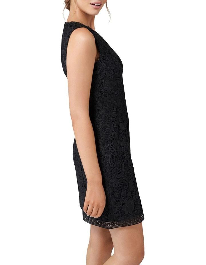 Callista Lace Trim Dress image 3