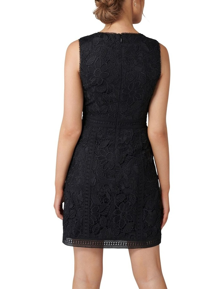 Callista Lace Trim Dress image 4