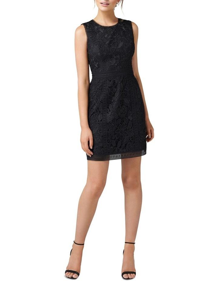 Callista Lace Trim Dress image 5