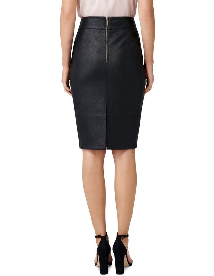 Alex PU Pencil Skirt image 3