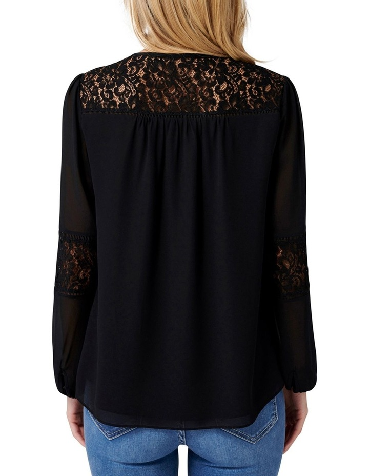 Lina Lace Spliced Blouse image 3