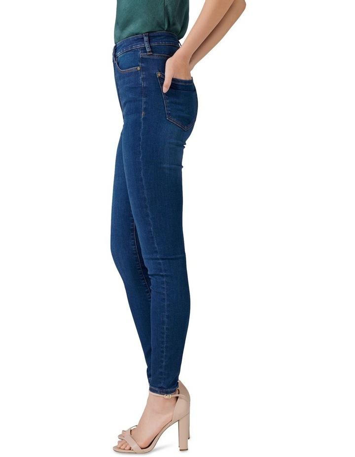 Bella High Rise Sculpting Jeans image 3