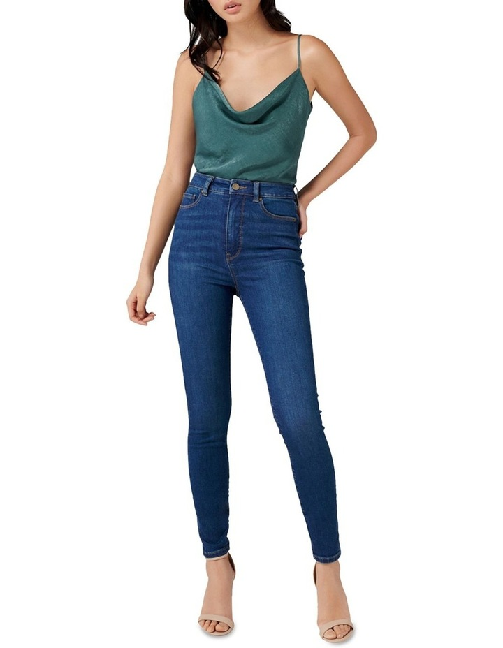Bella High Rise Sculpting Jeans image 5
