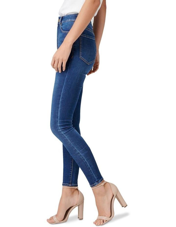 Helena High Rise Full Length Jeans image 2
