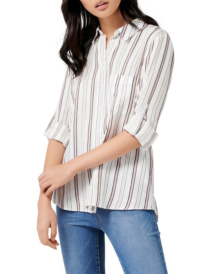 Melissa Multi Stripe Shirt image 1