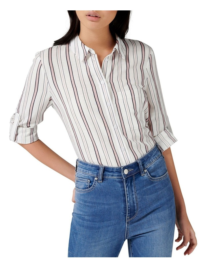 Melissa Multi Stripe Shirt image 2