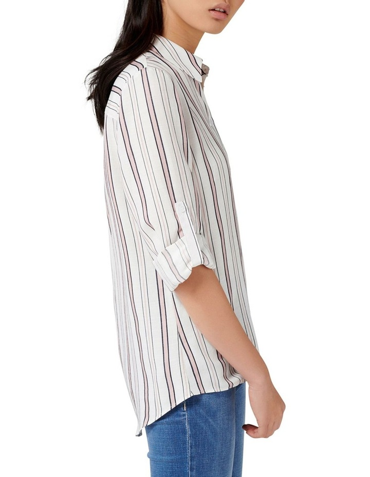 Melissa Multi Stripe Shirt image 3