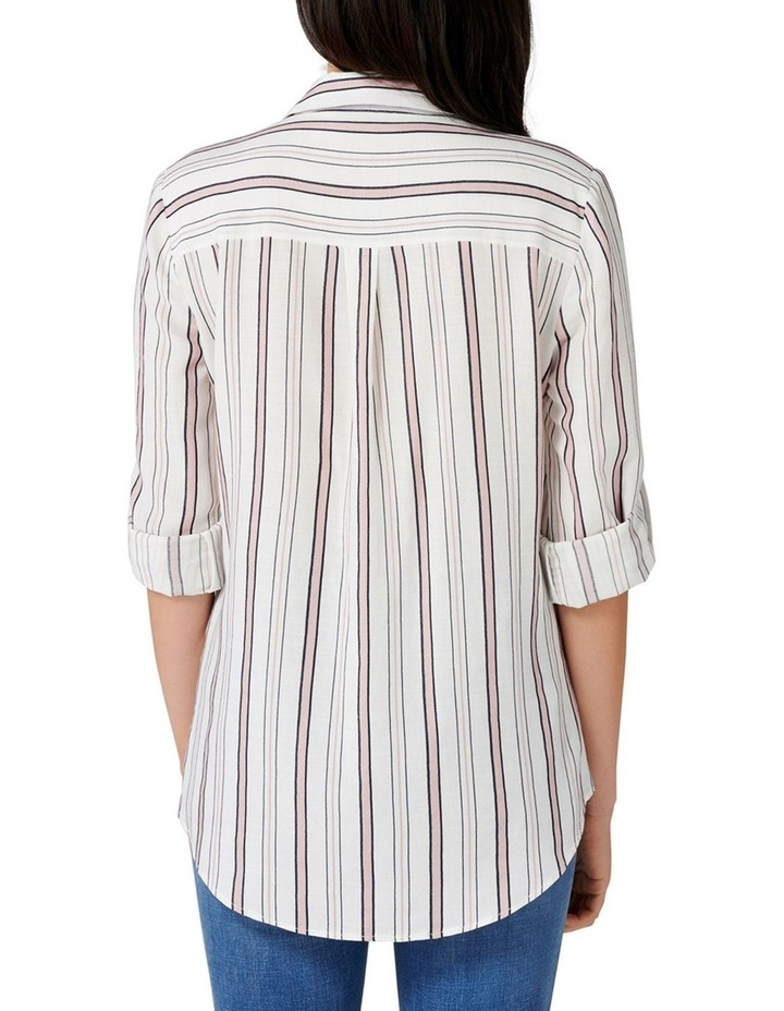 Melissa Multi Stripe Shirt image 4