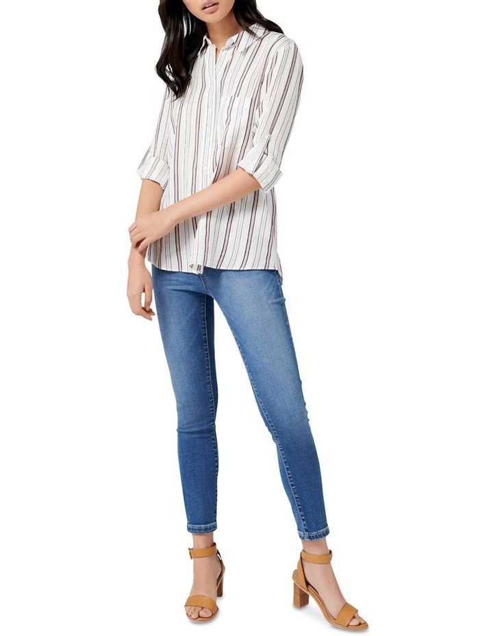 Melissa Multi Stripe Shirt image 5