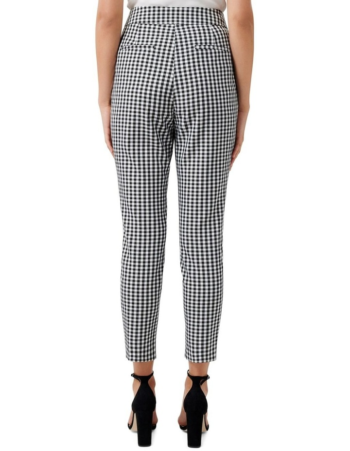Gabby Gingham Stretch Pants image 3