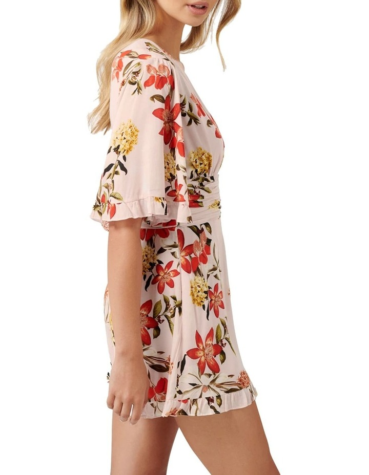 Fern Flutter Sleeve Playsuit image 3