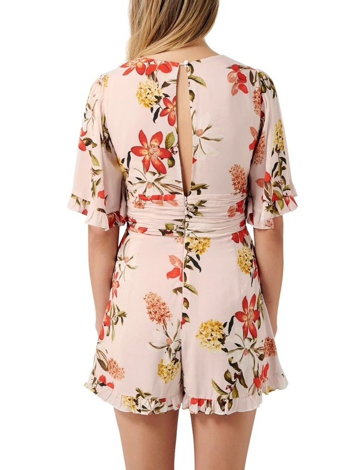 Fern Flutter Sleeve Playsuit image 4