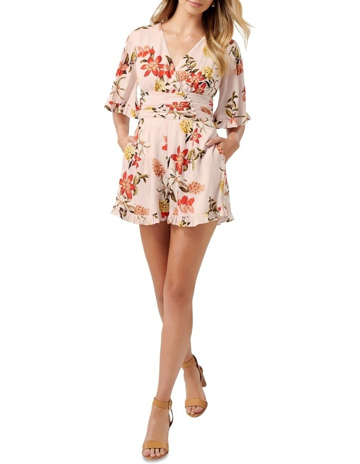 Fern Flutter Sleeve Playsuit image 5