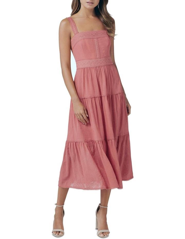 Georgina Square Neck Maxi Dress image 1