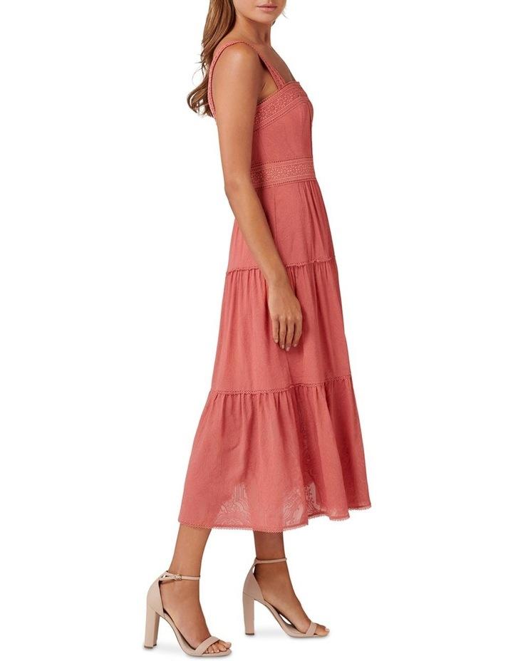 Georgina Square Neck Maxi Dress image 3
