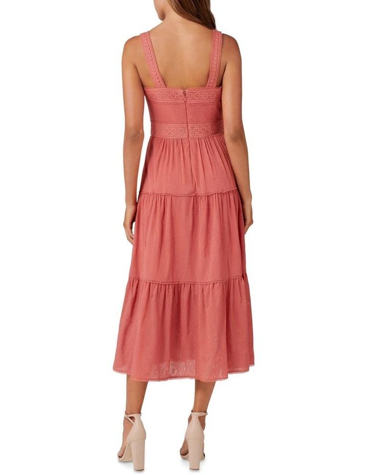 Georgina Square Neck Maxi Dress image 4