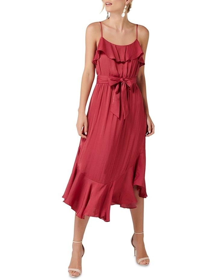 Daria Frill Midi Dress image 1