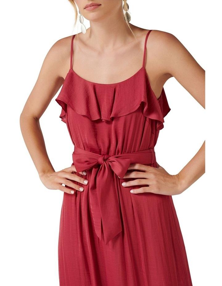 Daria Frill Midi Dress image 2