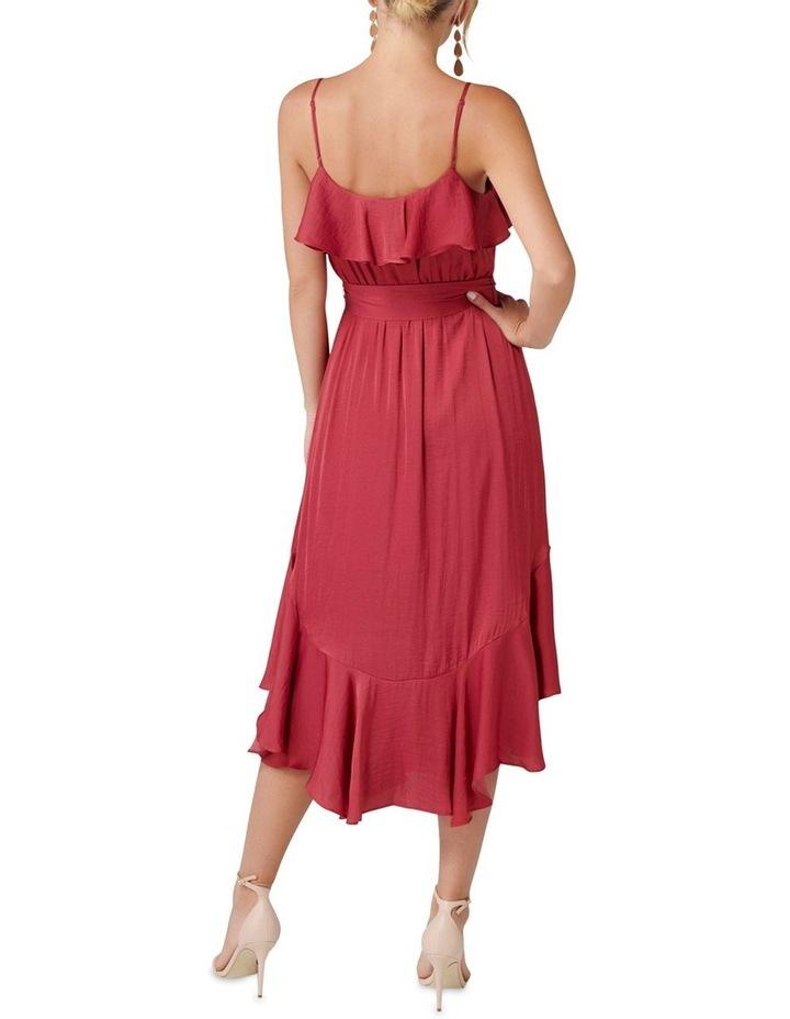 Daria Frill Midi Dress image 4