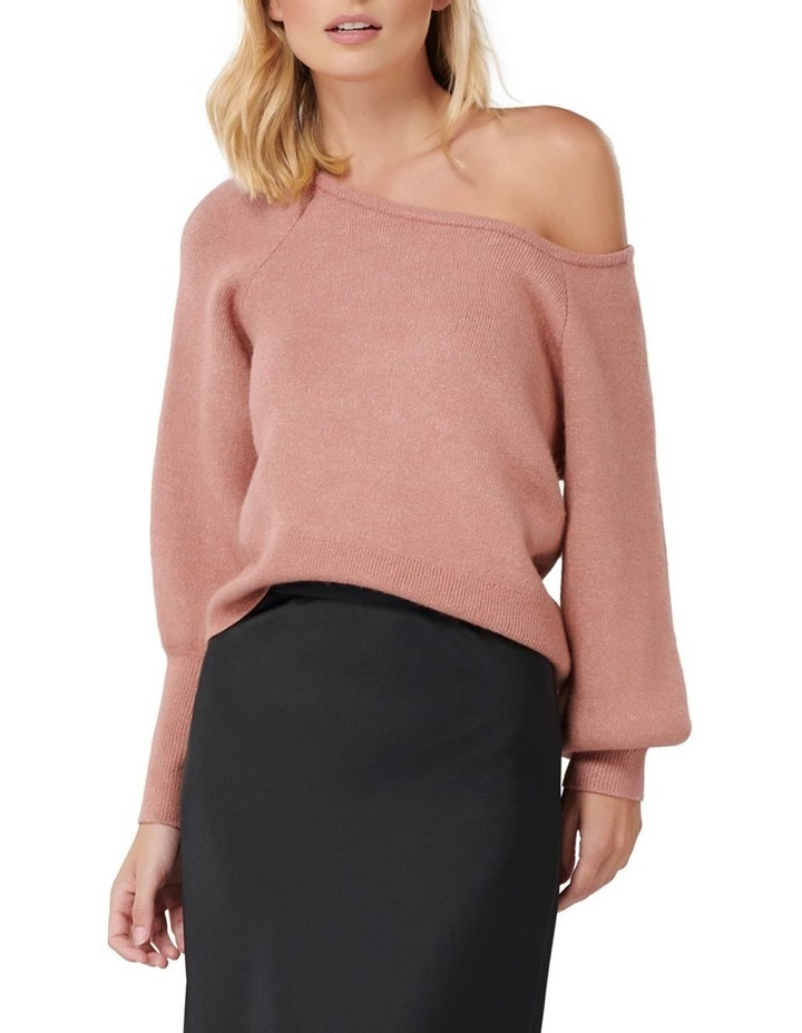 Maggie Slouchy Knit Jumper image 1