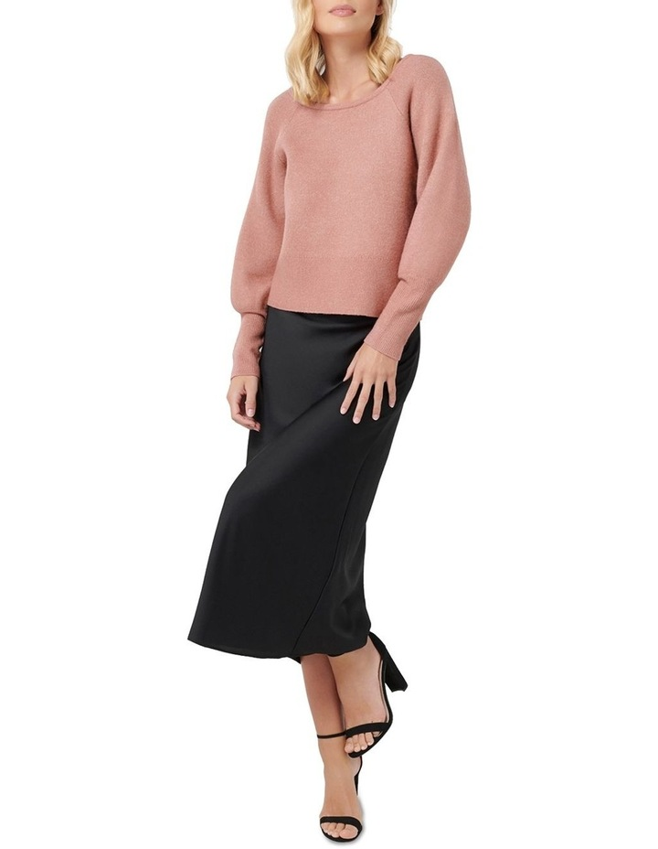 Maggie Slouchy Knit Jumper image 2