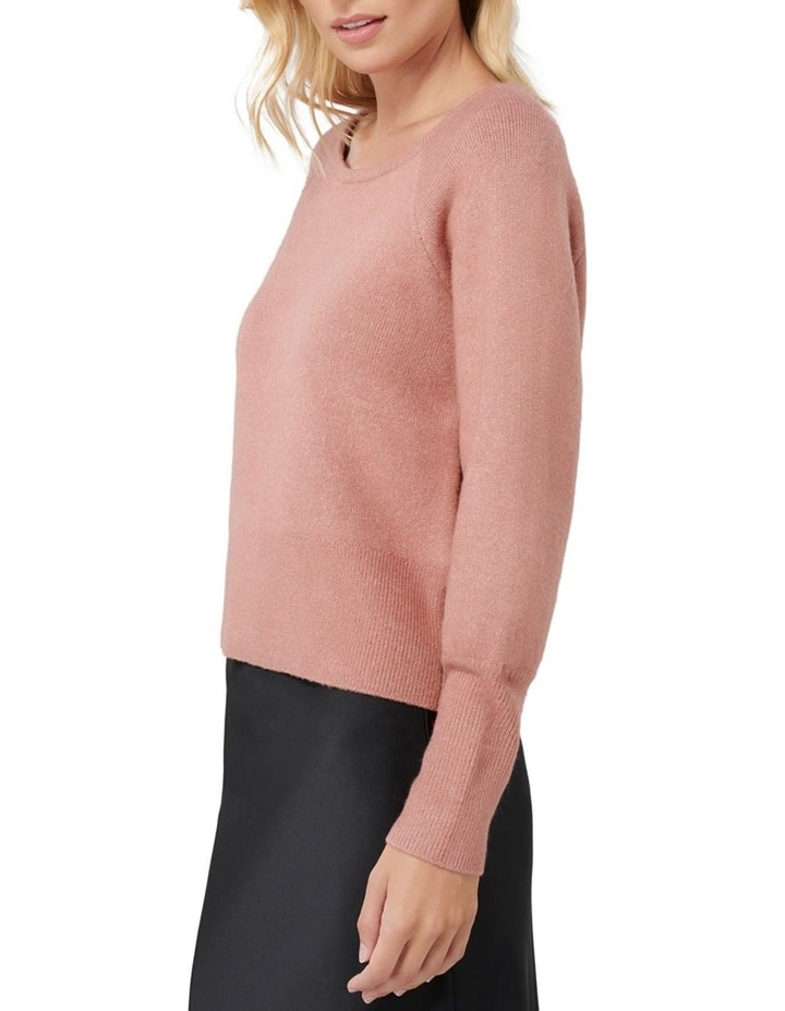 Maggie Slouchy Knit Jumper image 3