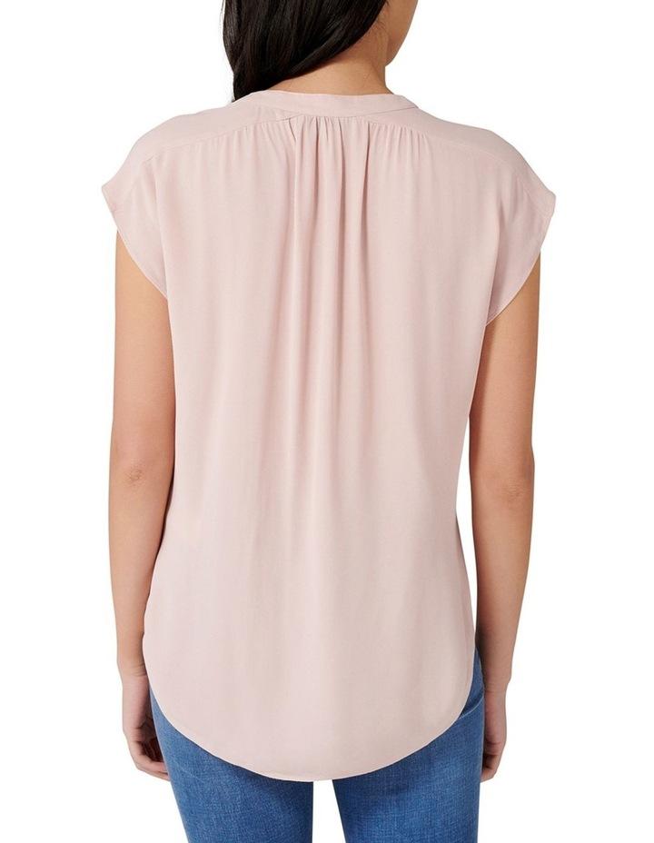 Emma Half Placket Sleeve Blouse image 3