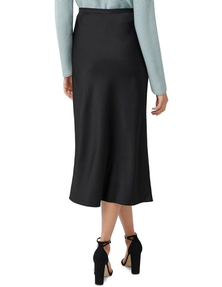 Bobbie Satin Slip Skirt image 3