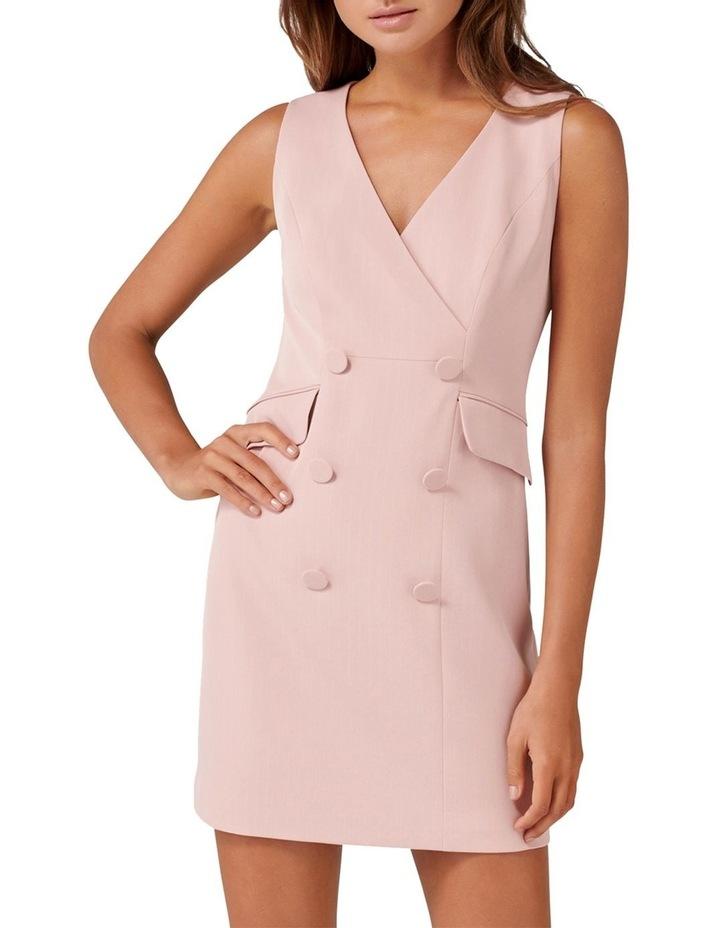 Olivia Petite Sleeveless Blazer Dress image 1