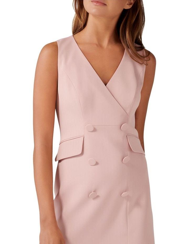 Olivia Petite Sleeveless Blazer Dress image 2