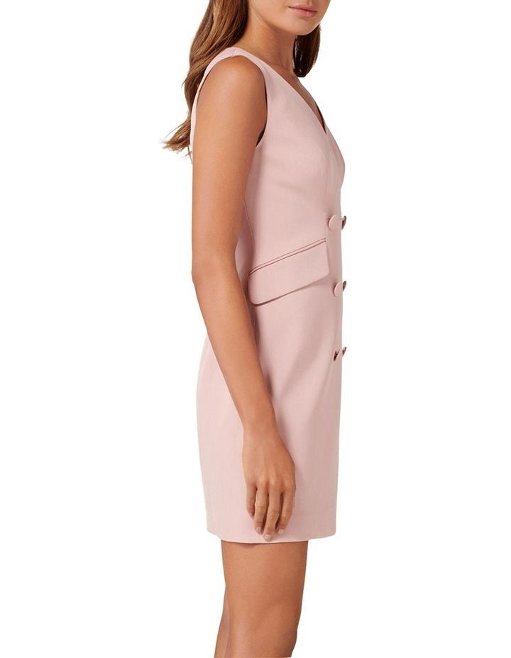 Olivia Petite Sleeveless Blazer Dress image 3