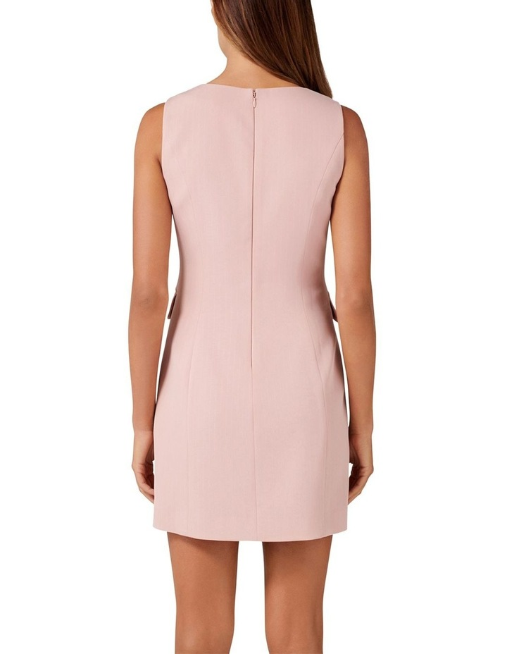 Olivia Petite Sleeveless Blazer Dress image 4