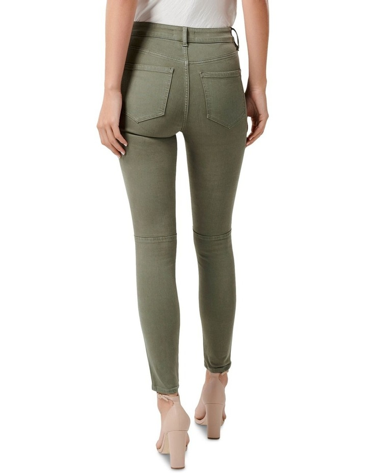Jessie Mid Rise Cargo Jeans image 3