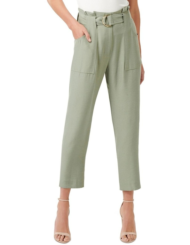 Bonnie Satin Utility Pants image 1