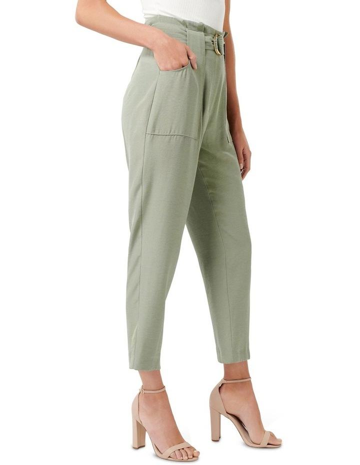 Bonnie Satin Utility Pants image 2