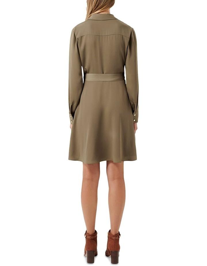 Liliana Flippy Shirt Dress image 3